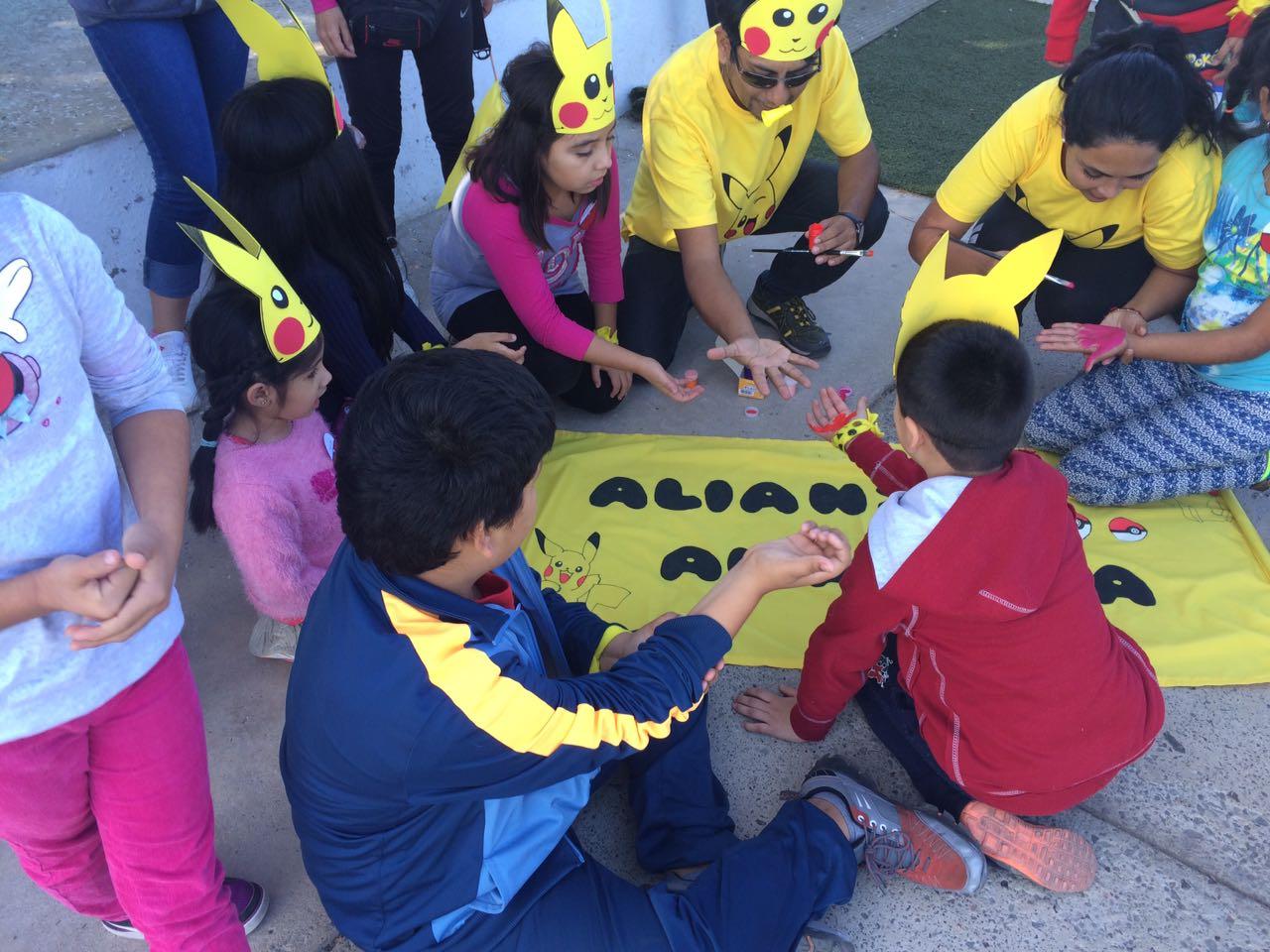Cenim Mejillones celebra Día de la Familia Saludable | Fundación Mi Casa